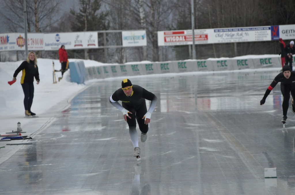 Skøyteløper Langegård